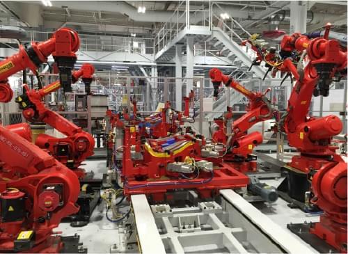 Robotic Roller Hem