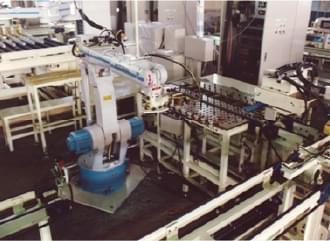板硝子搬送システム