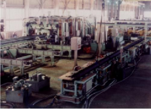 鉄鋼生産ライン・加工ライン