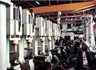 鋼材パンチシステム